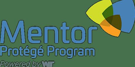 Mentor Protege Program 45: Orientation tickets