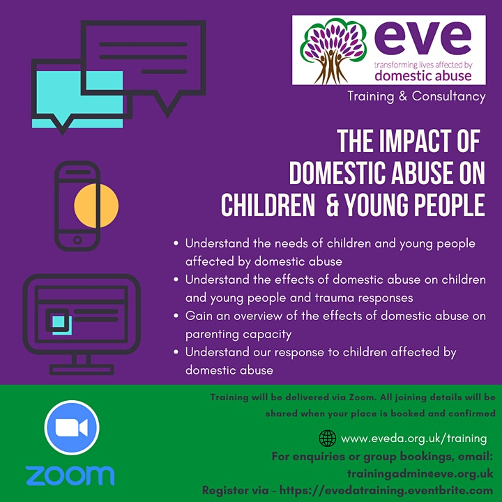 Impact of Domestic Abuse on Children & Young People image