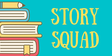 Story Squad - Seaford Library tickets