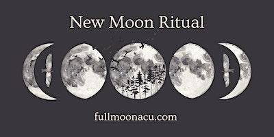 New Moon Ritual  (Aquarius)