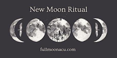 New Moon Ritual  (Aquarius) tickets