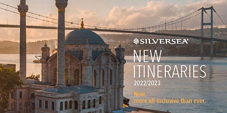 Silversea Cruises Melbourne Information Sessions tickets
