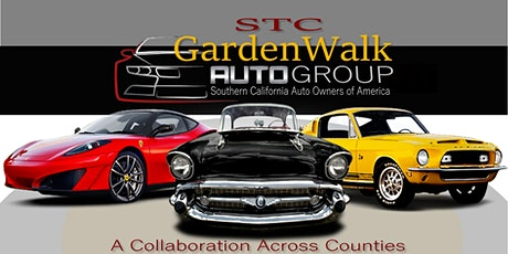 Gardenwalk Cars Coffee & Culture tickets