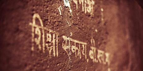 Sanskṛit: Sacred Language of Yoga Pronunciation Class tickets