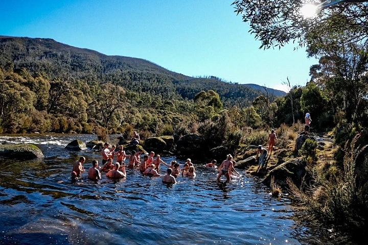 Wim Hof Method Snowy Mountains Autumn Retreat (Level 1) image