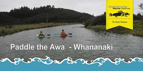 Paddle the Awa Whananaki tickets