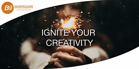 Ignite Your Creativity - LIVE  One Day Workshop tickets