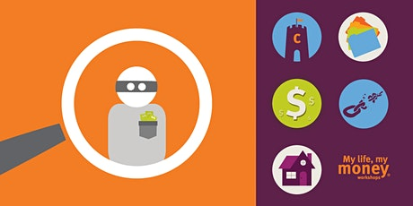 Virtual Prevent Fraud & Identity Theft  3/10 tickets