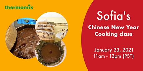Chinese New Year Cooking Class ★ 春節線上烹飪班 tickets