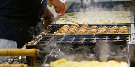 Japan - Virtual Takoyaki Making Experience & Osaka Walking Tour tickets