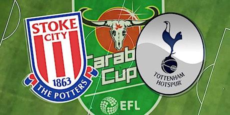 LIVE@!!..@ Stoke City v Tottenham Hotspur City LIVE ON 23 Dec 2020 tickets