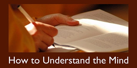 How to Understand the Mind tickets