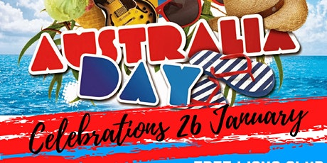 Australia Day Celebrations - Waroona tickets