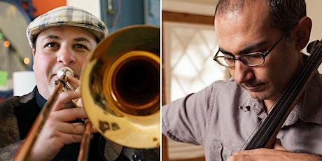 Dan Blacksberg & Kinan Abou-afach: Artist to Artist Talk tickets