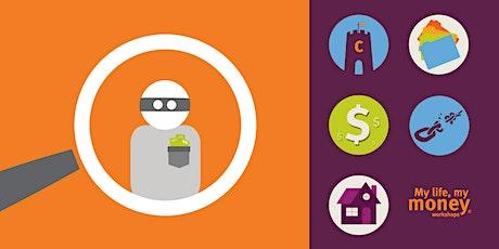 Virtual Prevent Fraud & Identity Theft  3/25 tickets
