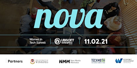Nova: Ubisoft Winnipeg Women in Tech Event tickets