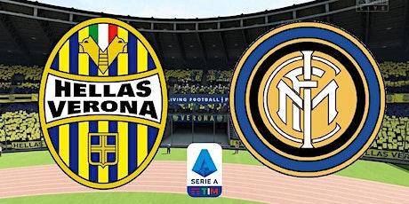 LIVE@!.Verona - Inter in. Dirett 23 Dicembre 2020 biglietti