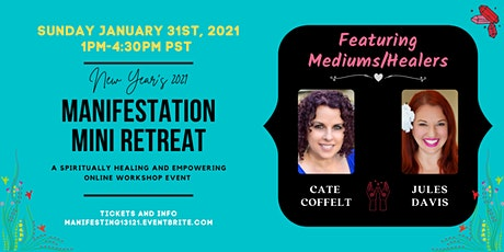 New Year's Manifestation Mini Retreat tickets