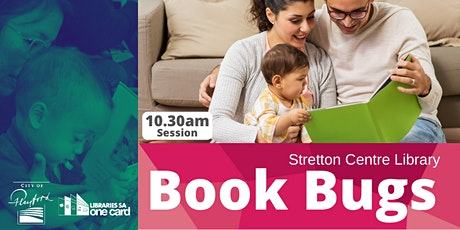 Book Bugs : Term 1 (10.30am) tickets