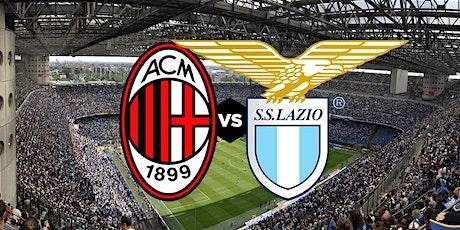 STREAMS@!. Milan -  Lazio in. Dirett Live 23 Dicembre 2020 biglietti