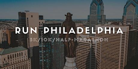 Run Philadelphia Virtual 5K/10K/Half-Marathon tickets