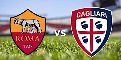 Serie-A@!. Roma - Cagliari in. Dirett Live 23 Dicembre 2020 biglietti