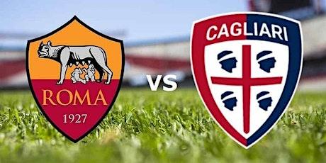 ONLINE@!. Roma - Cagliari in. Dirett Live 23 Dicembre 2020 biglietti