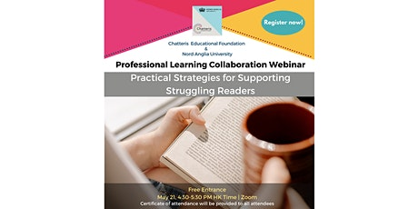 Practical Strategies for Supporting Struggling Readers tickets