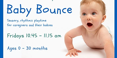 Baby Bounce 2021 - for newborns and toddlers tickets