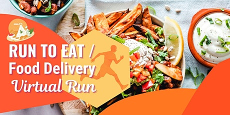 Run to Eat / Food Delivery Virtual Run tickets