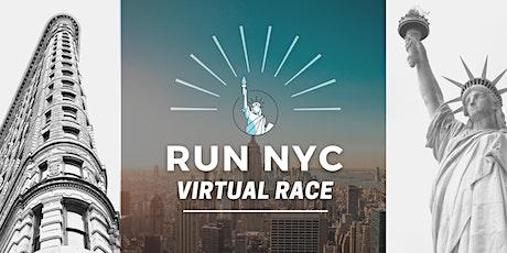 Run NYC Virtual Race tickets