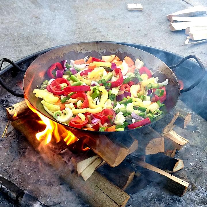 Outdoor-Kochkurse: Bild