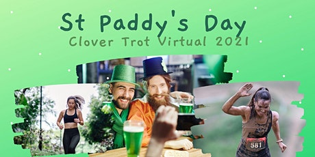 St. Paddy's Day Clover Trot Virtual 2021 tickets