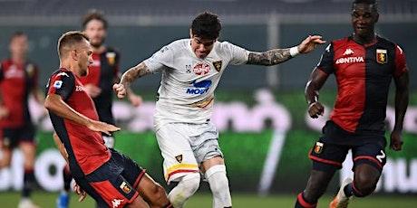 Serie-A@!. Spezia - Genoa in. Dirett Live 23 Dicembre 2020 biglietti