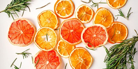 Cooking Class - Preserving Citrus tickets