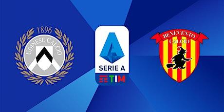 ONLINE@!. Udinese - Benevento in. Dirett Live 23 Dicembre 2020 biglietti