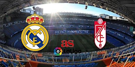 ONLINE-DirecTV!!.-@- R.e.a.l Madrid v Granada E.n Viv y E.n Directo ver Par entradas