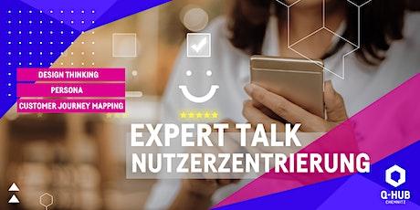 Q-HUB Expert Talk: Nutzerzentrierung Tickets