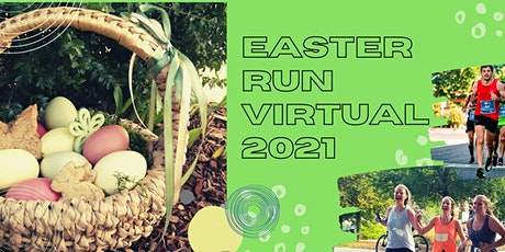 Easter Run Virtual 2021 tickets