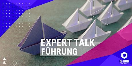 Q-HUB Expert Talk: Führung Tickets