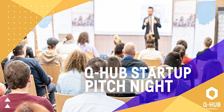 Q-HUB Startup Pitch Night Tickets