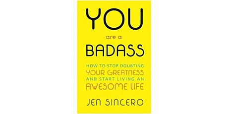 Book Review & Discussion : You Are a Badass tickets