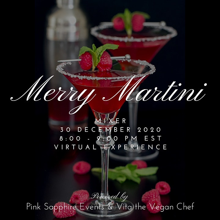 Merry Martini Mixer image