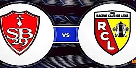 FOOTBALL@!! Lens - Brest E.n direct Live tv 23 Décembre 2020 billets