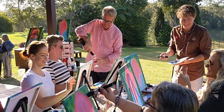 Mt Tamborine Winery Tour with Paint & Sip tickets