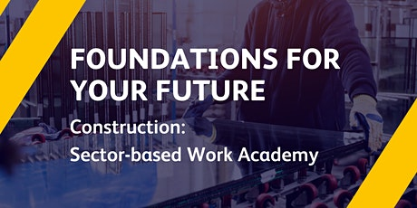 Construction Level 2 + CSCS card | London | Free for unemployed people tickets
