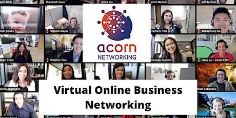 Acorn Virtual Business Meeting - National meeting tickets