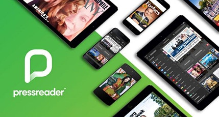 PressReader for the Magazine and Newspaper Reader | Time of Your Life tickets