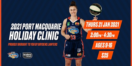 2021 Flames Holiday Clinic - Port Macquarie tickets
