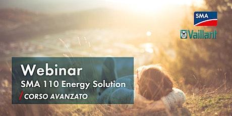 SMA 110 Energy Solution - Corso tecnico Avanzato SMA – Vaillant biglietti